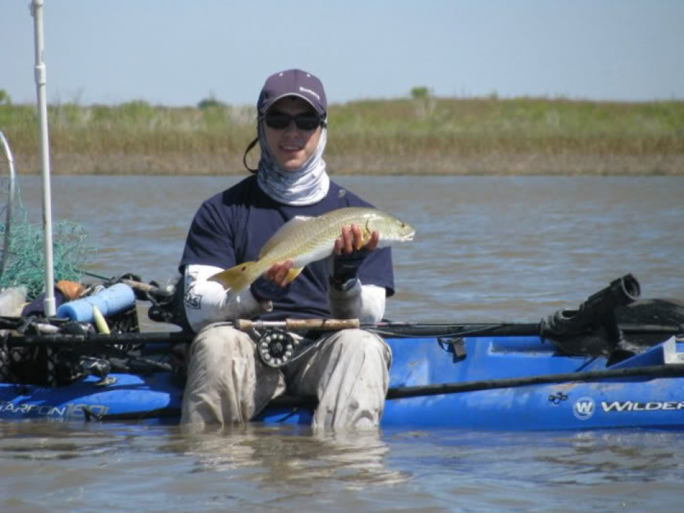 More Pictures from Yesterday's Redfish Frenzy
