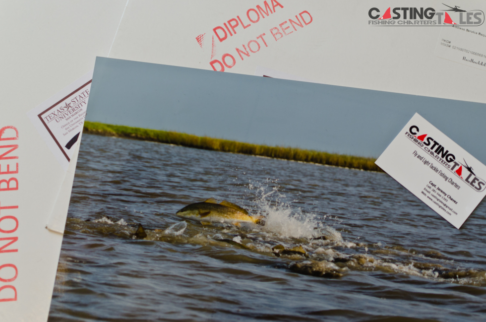 Redfish Can Jump…Print Giveaway