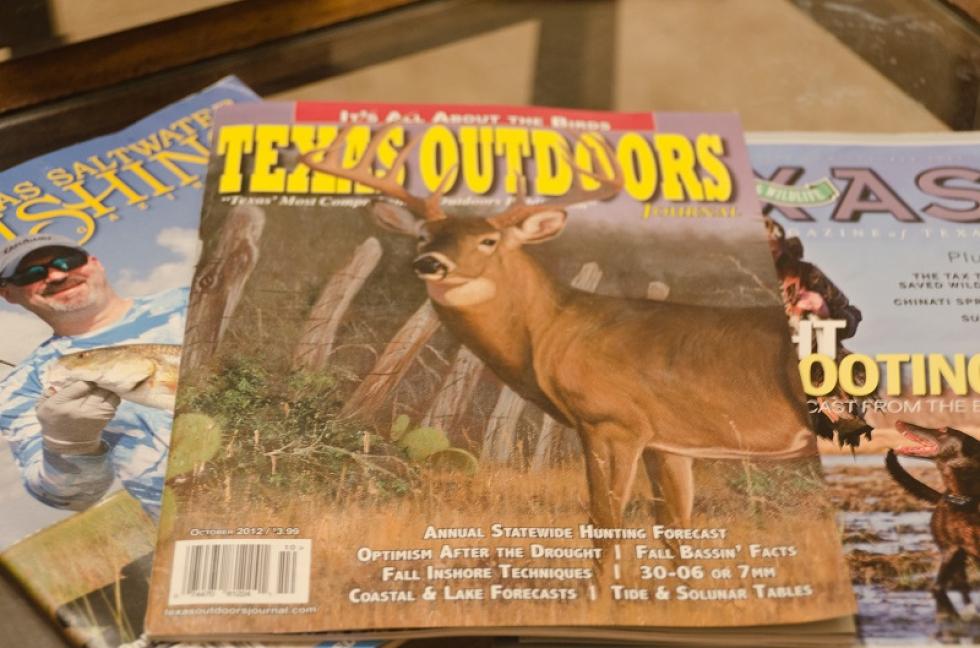Texas Outdoors Journal