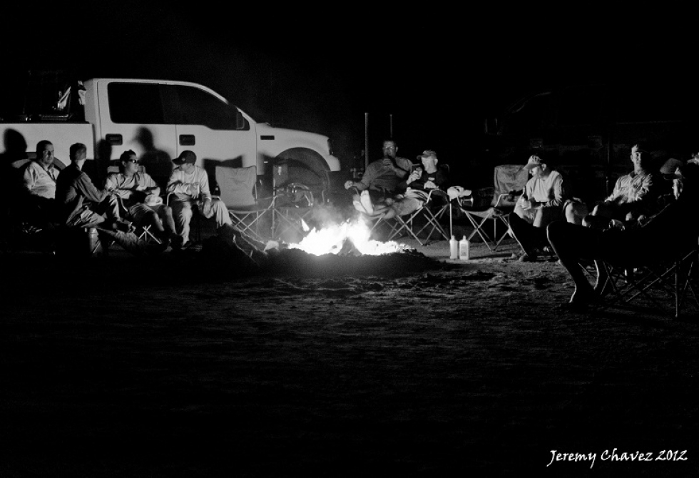Photo of the Week…Campfire