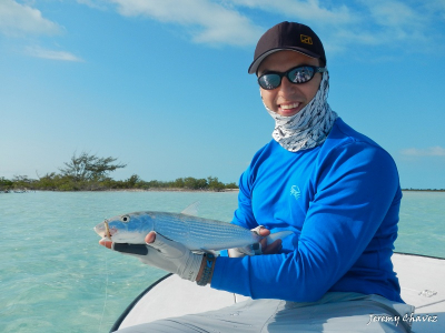 Photo of the Week…My First Bonefish