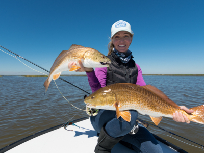 Galveston Bay Fly Fishing