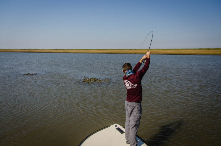 Galveston Marsh Fly Rod