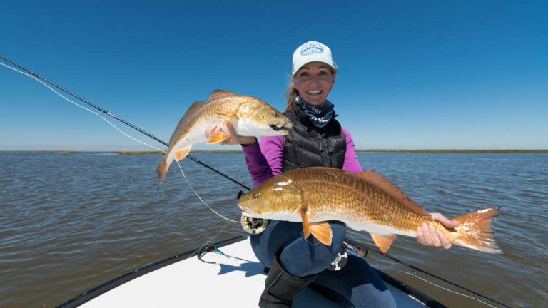 Galveston Redfish Double