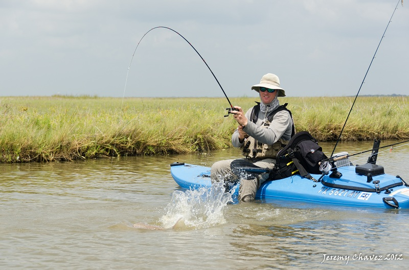 Photo of the week world 39 s fastest kayak casting tales for Fastest fishing kayak