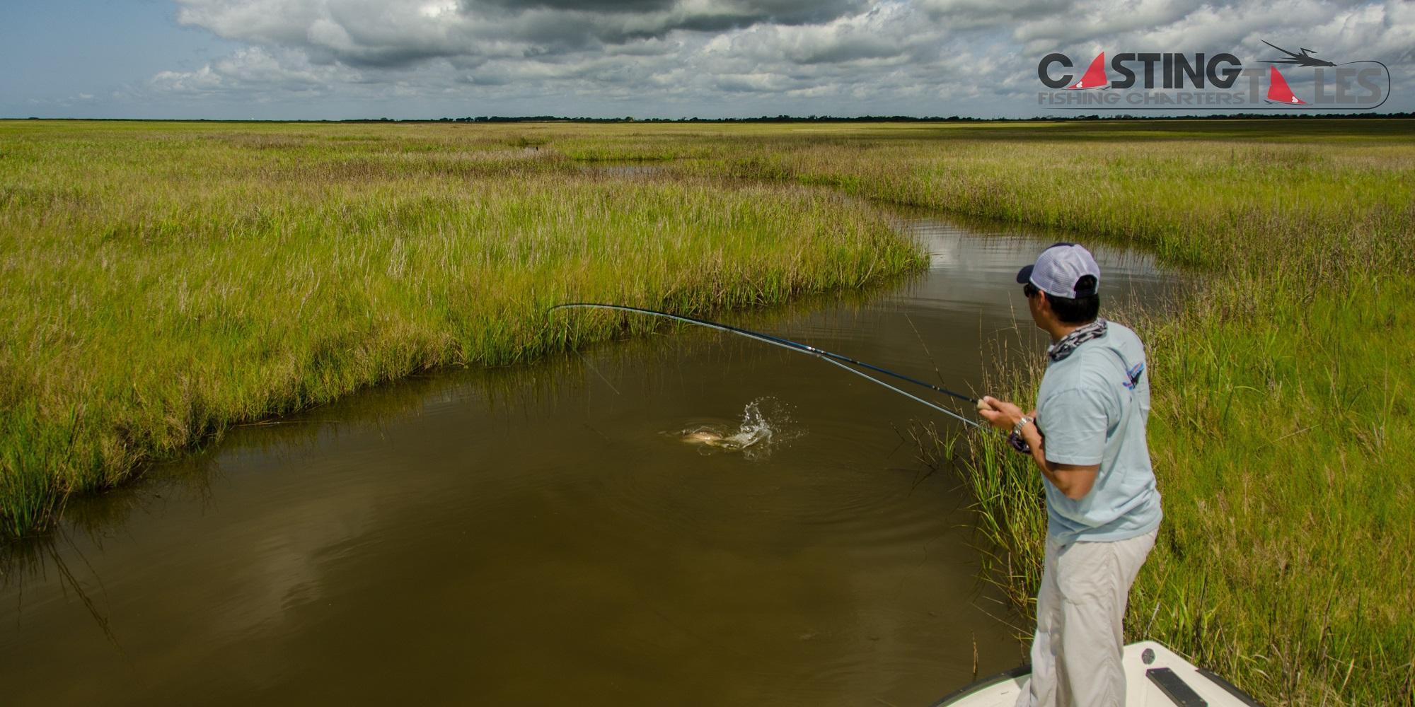 Galveston fly fishing guide louisiana fly fishing guide for Fly fishing book