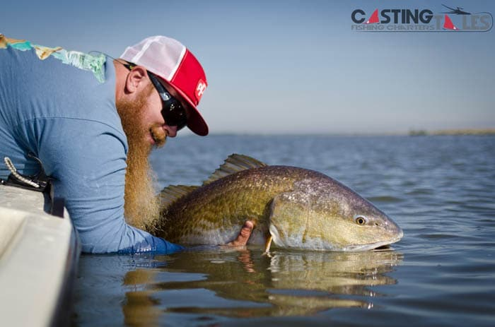 New Orleans Louisiana Fly Fishing Guide Redfish