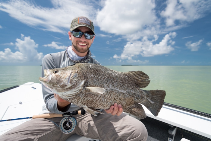 Islamorada Florida Bay Tripletail Fishing