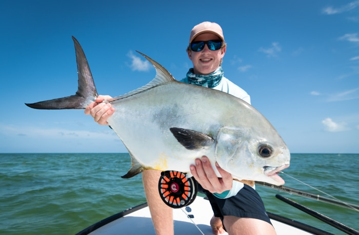 Islamorada Florida Keys Permit Fly Fishing Guide
